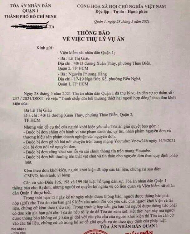 tand-quan-1-thong-bao-thu-ly-don-kien-ba-nguyen-phuong-hang-1622551740.jpg